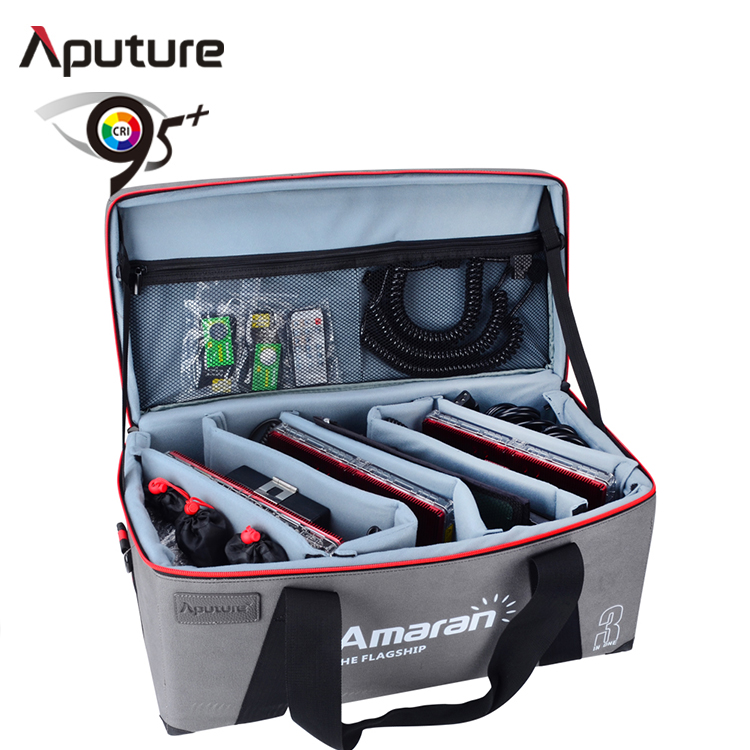 Aputure Tri-8 kit(ssc) portable video light kit, photography light kit, video light kit