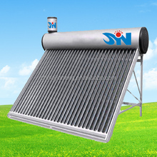 Unpressurized Compact Rubber Solar Water Heater