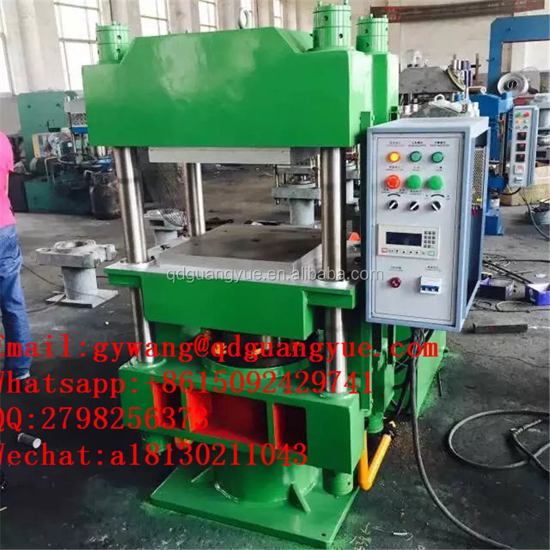 Hydraulic Rubber Compression Molding Press Machine