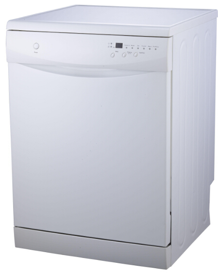 stainless steel built in dishwasher with LED display