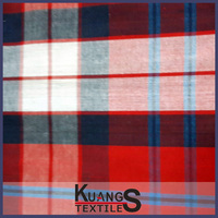 yarn dyed cotton fabric with 65 polyester 35 cotton