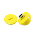 Hot Selling on aliexpress PVC tennis ball usb drive 1gb 2gb 4gb 8gb 16GB