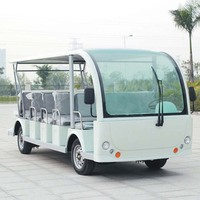 23 seater electric tourist bus for sale (DN-23) with CE approved