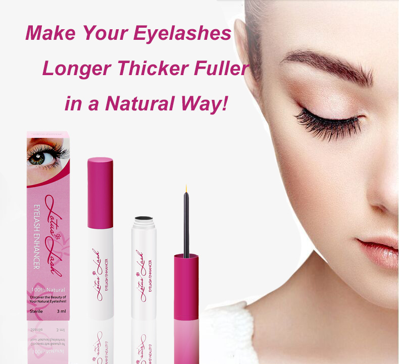 new products 2016 free sample eyelash growth with sample
