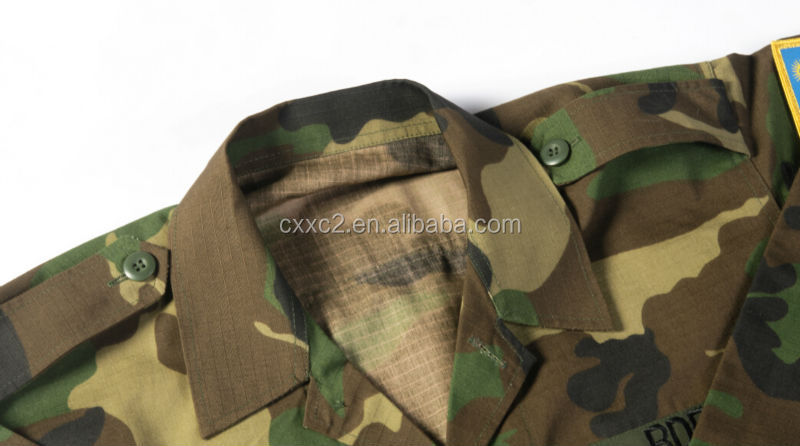 Digital Ripstop Military Uniform TC 65/35
