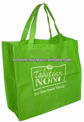 NON WOVEN SHOPPING BAGS/ TOTE BAG/ GROCERY BAG/ PROMOTIONAL BAG