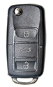 Standare remote key B01-Luxury 3 button remote key for KD300,KD900 and URG200 to produce any model remote for ul050 key blank