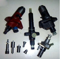 Agricutural machinery spare parts of plunger and nozzle tip and fuel injection pump