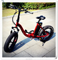 CE certification electric folding mountain bikes/ebike for sale