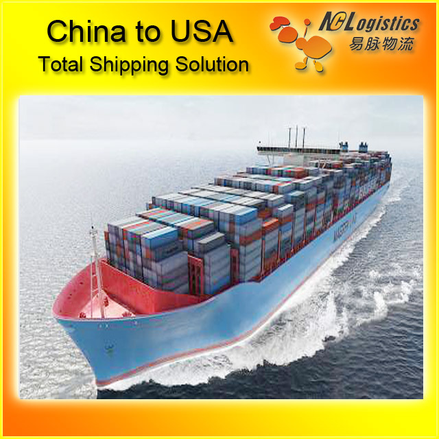 msc shipping agency to Chicago, IL