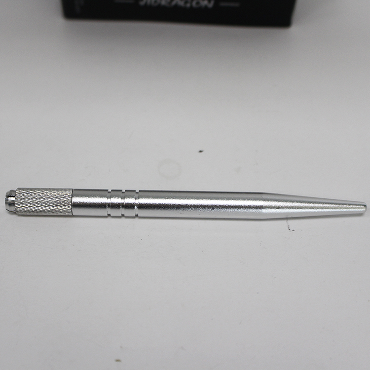 Professional OEM eyebrow manual no disposable Microblading permanent makeup pen from China supplier