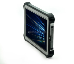 "Geshem manufacturer of Stock Products Status and 10"" Screen Size Rugged Tablet PC"
