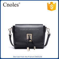 Cnoles Brand Promotional Genuine Leather Shoulder Bags for College Girls