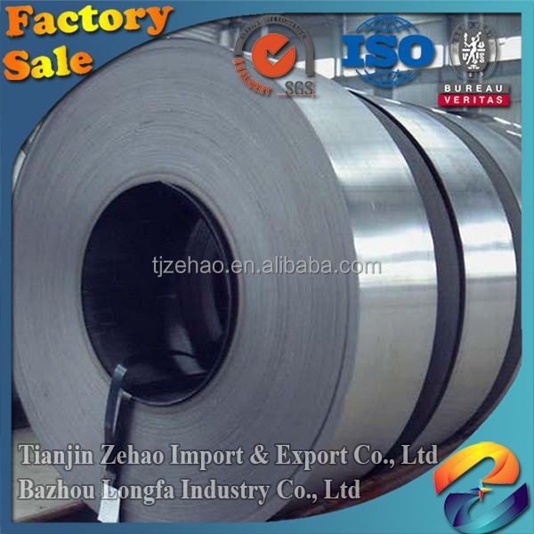 0.3-5mm Thickness SPHC Hot Rolling Strip Steel from ZeHao