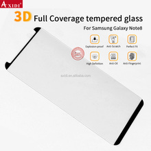 Newest 9H hardness Tempered glass screen protector for Note 8 shockproof guard