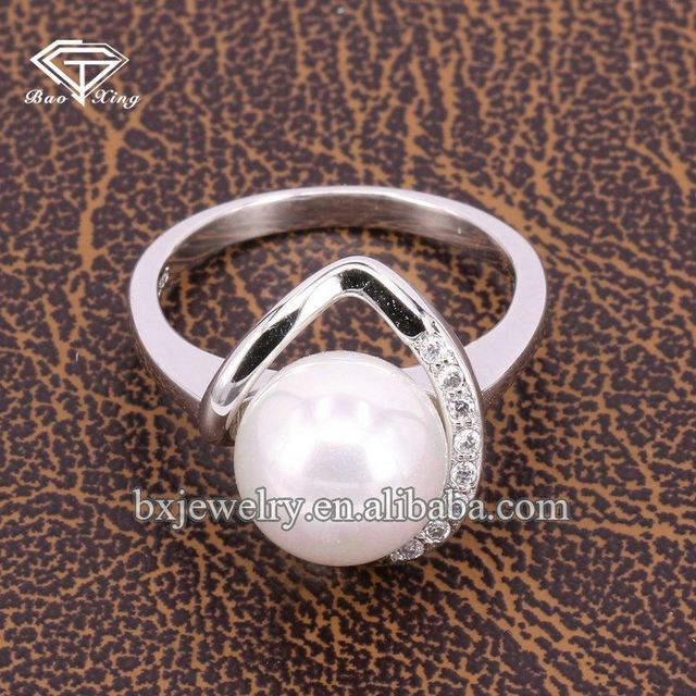 2017 hot selling vintage 925 italian silver ring