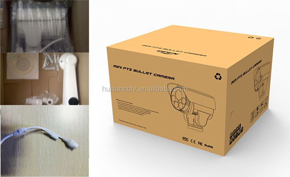 2.0MP 1080P HD IR Waterproof!ip camera super client with free client software