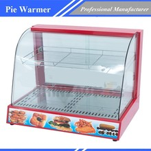 Electric food warmer display/food warming showcase ZSG-50-2