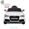 WDHEXRS5 2018 China Manufacturer Electric Cars Newest Licensed Audi Rs5 Car Kids Used Power For Sale