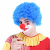 Cheaper Halloween Clown Wigs For Whole Sale Long Hair Mix Color Party Wigs