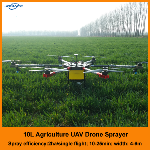 Electric Sprayer Pesticide Sprayer Drone for Agriculture