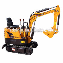 CE Approved Sunward XN08 Mini Excavator for Sale with Competitive Price