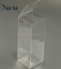 Customized Accepted Hanging Folding Corrugated Plastic Packaging Box