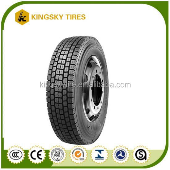 Good Truck Tyre for Coal Mine and Mountainous Region Pattern 309