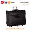 New Travel Business Rolling Bag Garment Suitcase Luggage Duffel Trolly Bag