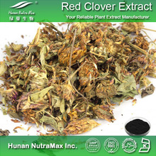 Hot sale Plant extract Biochanin A/Organic red clover herb extract/Red clover P.E.