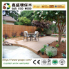 Cheap price Wpc Outside Floor Waterproof Wood Plastic Composite decking