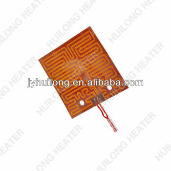 Kapton electric flexible heater