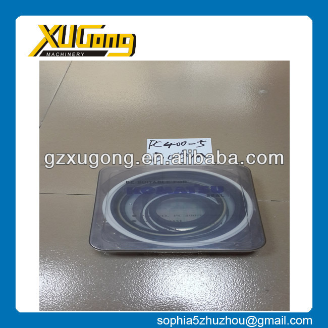 PC400-5 boom hydraulic cylinder seal kit for komatsu