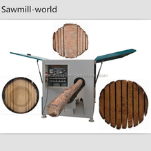 round log multi rip saw machine