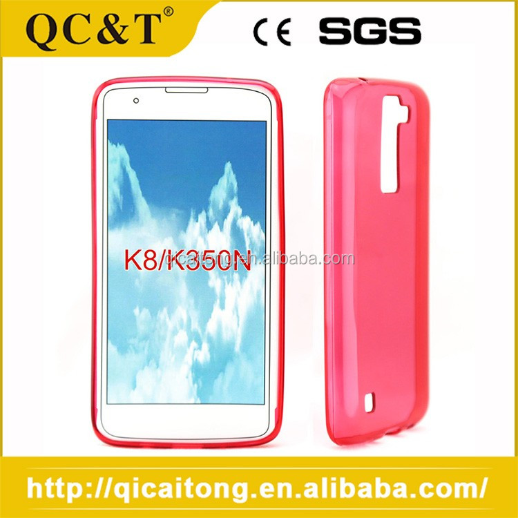 Hot Selling Cell Phone Accessory Waterproof Mobile Phone Case For LG K8 K350N
