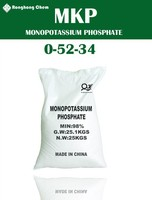 Mono Potassium Phosphate-Low Arsenic MKP 00:52:34--100% water soluble fertilizer