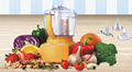 Multi-functional Mini Chopper,food processor,vegetable mixer,grinder