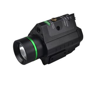 green laser pointer led tactical flashlights led gun light