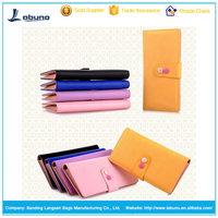 wholesale new design wallets ladies fashion wallet design purse