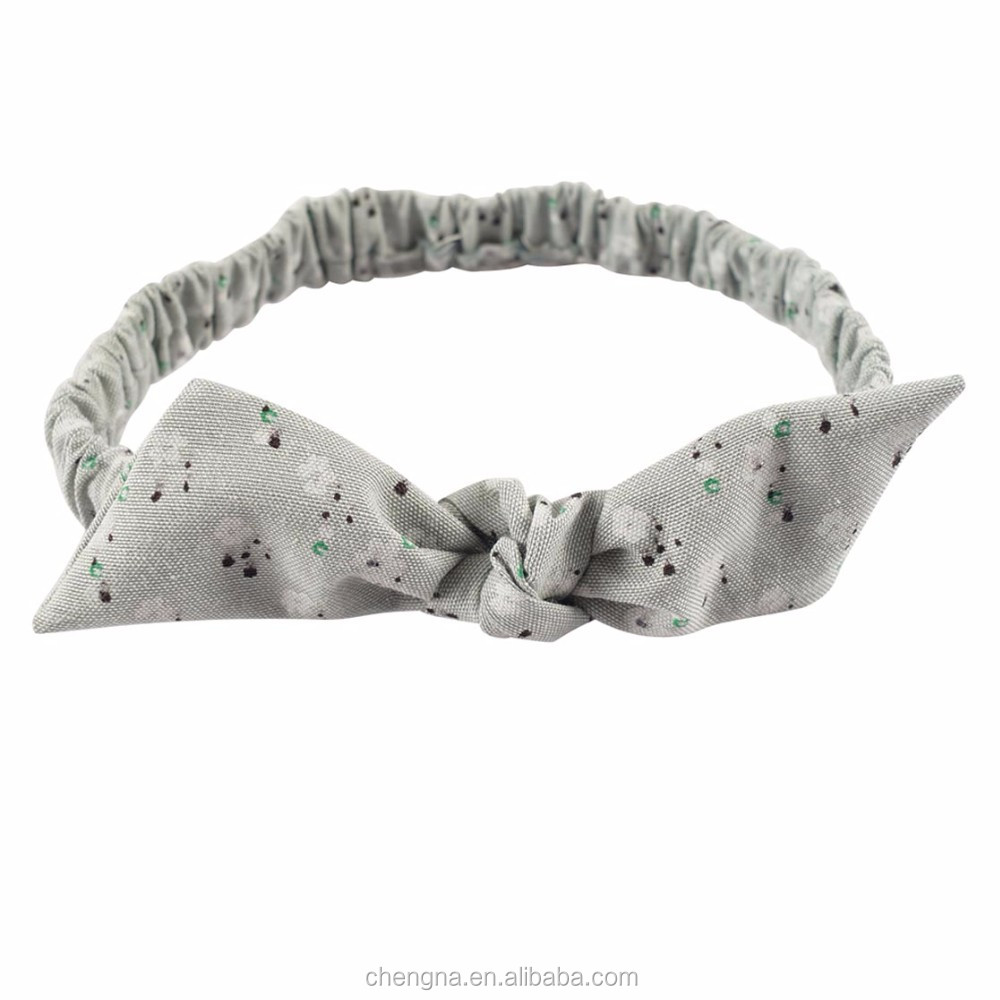 2017 Beautiful Print Fabric Headbands Wholesale HD-1612265-L