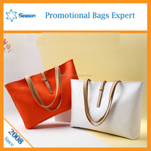 New Classic Design PU leather Ladies Shoulder Tote Bags Women Handbags