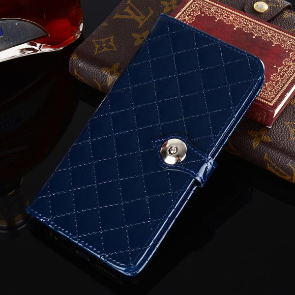 2016 New Luxury Fashion Flip Wallet Patent Leather Case Cover For Samsung Galaxy S4 with card holder+Stand design+Wallet bag