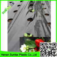30micron black&silver agricultural mulch film used in greenhouse vegetable planting