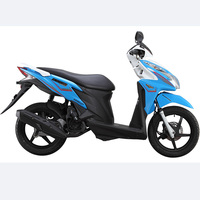 2014 New Model 150cc Gasoline Scooter with 14 Inch Wheel