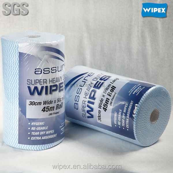 professional eco-friendly action wipe roll