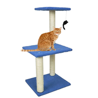 Wholesale Sisal Luxury Scratching Wooden Cat Tree
