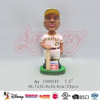 OEM Custom Baseball Player Souvenirf Resin