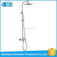 Good Quality Wall Mounted Thermostatic Bath Shower Mixer Taps