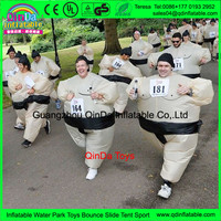 Protable Fight Club Jacket Boxing Fighting Robot Toy Sumo Wrestling Suits for Sale
