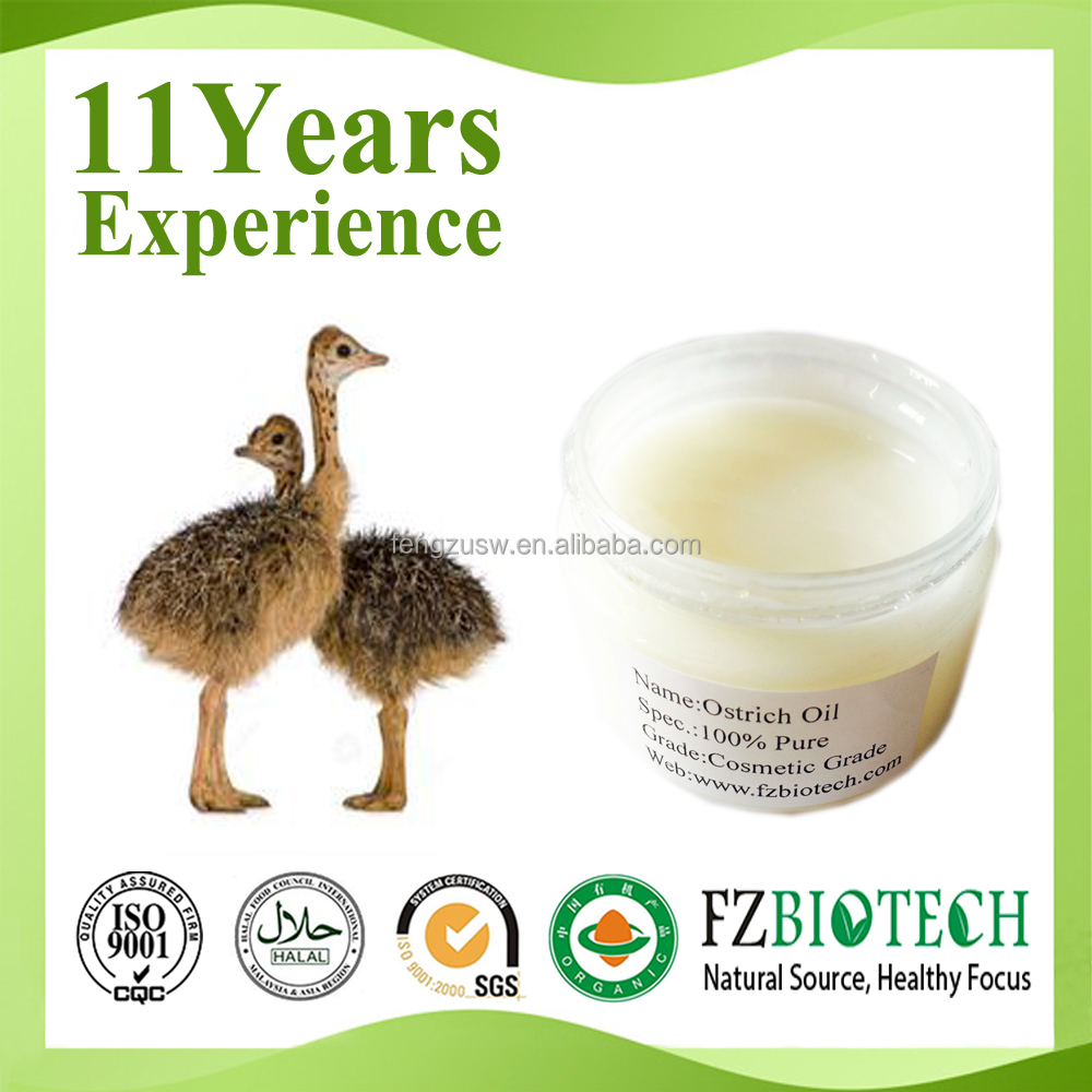 China Supplier Bulk 100% Pure Nature Australian Emu Oil Cream
